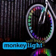 Bike Lights by MonkeyLectric  
