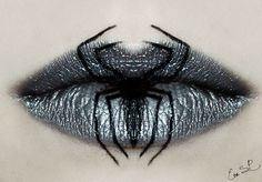 Spooky Halloween Lips Get You in the Ghoulish Spirit