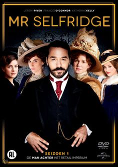 Mr Selfridge - (Knowing #DowntonAbbey is coming to it's complete end this xmas I've started up on this similar worthy show. <3 History, wisdom, entertainment with good writing and acting all in a show is one thing I enjoy thoroughly. :) - Ki