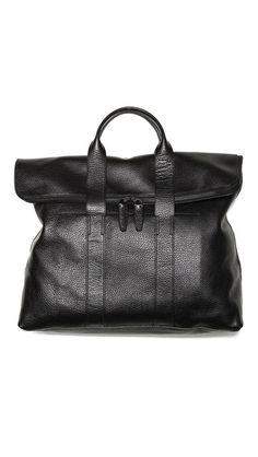 3.1 Phillip Lim 31 Hour Bag - Black