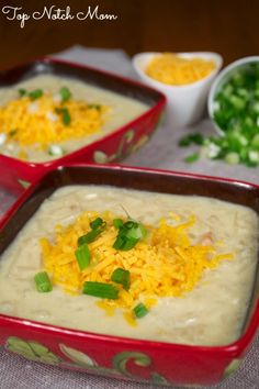 Easy Crock-Pot Potato Soup
