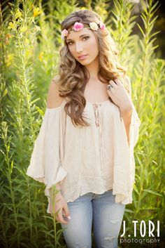 Senior Portrait Inspiration - Senior pictures - J.Tori Photography