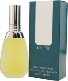 Cool Estee By Estee Lauder For Women. Super Cologne Spray 1.85-Ounces