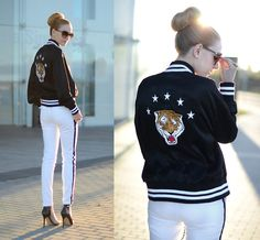 The Eye Of The Tiger (by Henar Vicente) http://lookbook.nu/look/4275435-The-Eye-Of-The-Tiger