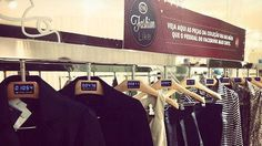 Real-Time 'Like' Counts Built Into the Hangers - social baked into retail experience