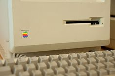 Apple Computer - had this one, too. Sure has come a long way!!!