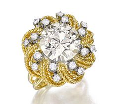 DIAMOND RING, VAN CLEEF & ARPELS, Sotheby's.