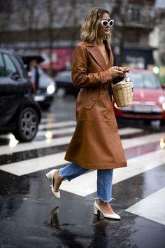 15 ideias para se vestir em dias de chuva - Tendências - Máxima