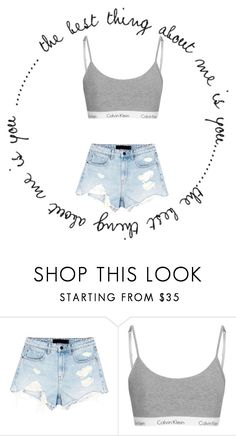 """The Best Thing About Me Is..."" by lilyismyname-13 ❤ liked on Polyvore featuring Alexander Wang"