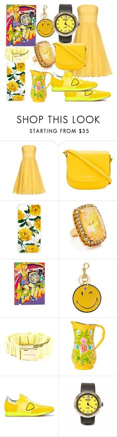 """""""best sale offer"""" by denisee-denisee ❤ liked on Polyvore featuring Alexander McQueen, Lancaster, Sonix, Elizabeth Cole, Olympia Le-Tan, Anya Hindmarch, Alexandre Vauthier, Philippe Model, Fendi and vintage"""