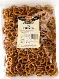 pretzel knots - Google Search