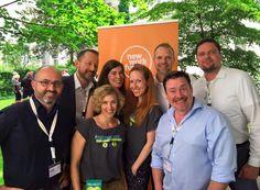 #newwf16 Am 09. Juni 2016 fand die von uns mit veranstaltete New Work Future Konferenz zum ersten Mal statt - und war ein voller Erfolg!
