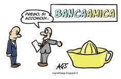 Attenti alle banche!