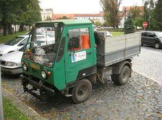 Multicar M25 Small Trucks, Eastern Europe, Caravan, Monster Trucks, To Go, Vans, Polish, Passion, Snow