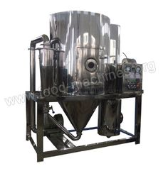 http://www.food-machines.org/product/other-processing-machine/large-sized-spray-dryer.html large-sized spray dryer machine This machine belongs to the direct-continuous type, the hot-air drying equipment as well as the continuous-atmospheric dryer, suitable for drying heat-sensitive liquid, suspensions and viscous liquids such as milk, eggs, tannin and drugs, and also for drying fuel, intermediates, soap powder and inorganic salts. info@food-machines.org