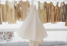 weekend wedding: golden glamour for the new year- Shell and Chinoiserie
