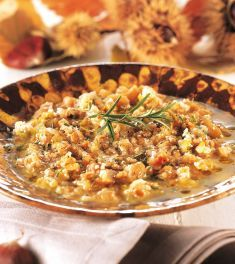 Zuppa di castagne, ricotta e farro - Tutte le ricette dalla A alla Z - Cucina Naturale - Ricette, Menu, Diete