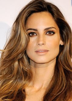 brown with honey highlights - Google Search