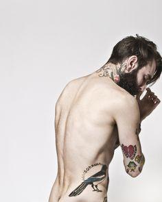 Ricki HallbyMatthew Pandolfe #tattoo #tatouage #skinked