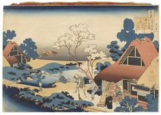 Katsushika Hokusai - Ono no Komachi, 1835 - 1836,...