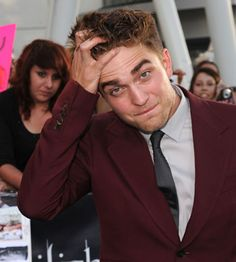 Robert Pattinson Going Live On 'MTV First' Tonight At 8:56 ET [VIDEO]