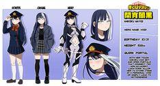 [BNHA OC] Ririko Kuriyama by natsuseiro on DeviantArt My Hero Academia Costume, Buko No Hero Academia, My Hero Academia Memes, Hero Academia Characters, My Hero Academia Manga, Oc Manga, Chica Anime Manga, Super Hero Outfits, Super Hero Costumes
