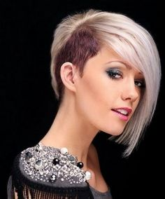 Prom Hairstyles for short hair 2014 #hair #hairstyle