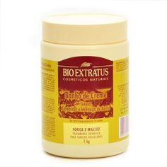 creme NUTRIÇÃO http://www.lojasrede.com.br/produto/Creme-De-Tratamento-Bio-Extratus-Tutano-Ceramidas-250g-124472
