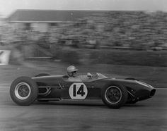 1960 Goodwood Ricmond Trophy (Innes Ireland, Lotus 18)