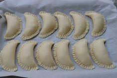 Empanada dough for frying