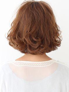 朝楽 無造作ボブ Bob Perm, Beauty Box, Hair Beauty, Permed Hairstyles, Corgi, Hair Cuts, Long Hair Styles, Perm Hair, Fashion