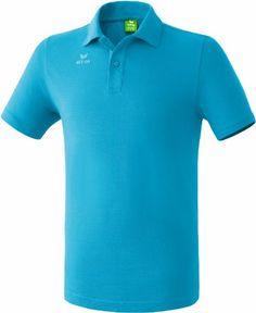 erima Erwachsene Teamsport Poloshirt, Curacao, L, 211400