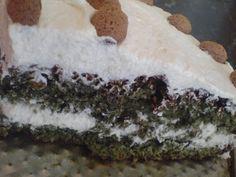 kolaci recepti: Barsunasto zelena torta
