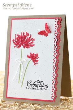 Too Kind stamp set, Stampin Up