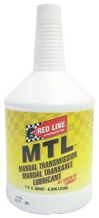 REDLINE MTL SYNTHETIC MANUAL TRANSMISSION FLUID (1 QT)