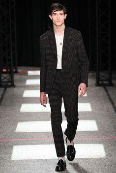 Paul Smith Fall 2015 Menswear