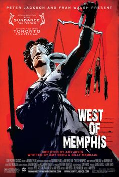 New poster and trailer for West of Memphis  http://www.thelairoffilth.com/2012/11/west-of-memphis-trailer-and-poster.html