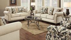 Casbah+3Pc+Sofa-Loveseat-Accent+Chair
