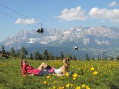 Wanderung vom Pichler Hausberg Reiteralm nach Pichl an der Enns. Austria, Scenery, Mountains, Nature, Amusement Parks, Trench, Parking Space, Mists, Tourism