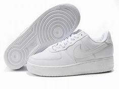 194b289649861f Mens Nike Air Force 1 25th Low Shoes All White Usa Mens Nike Air