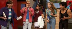 Time-Out! It's the Saved by the Bell Reunion You've Been Waiting For #zachmorris