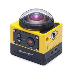 Amazon.co.jp: コダック PIXPRO アクションカメラセット SP360: カメラ・ビデオ