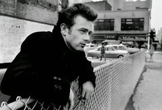 As time goes by: James Dean in New York City, 1955 by Dennis Stock
