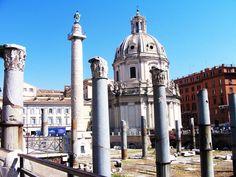 Roma ve městě Roma, Lazio
