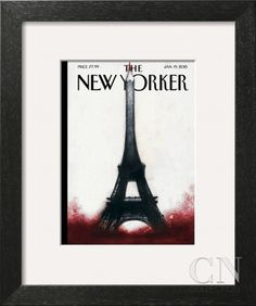 The New Yorker Cover - January 19, 2015 Poster Print by Ana Juan at the Condé Nast Collection