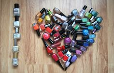 addicted to nail polish <3