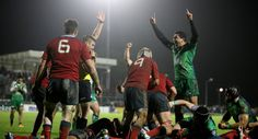 Connacht charge blows Munster away