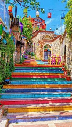 Wonderful Picture, Wonderful Places, Beautiful Places, Amazing Places, Beautiful Flowers, Beautiful Streets, Places To Travel, Places To Go, Travel Destinations