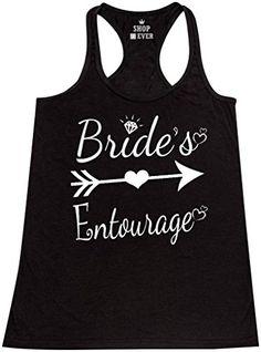 Shop4Ever Bride's Entourage Women's Racerback Tank Top We... https://www.amazon.com/dp/B01H0Y52AG/ref=cm_sw_r_pi_dp_x_1fd1yb6M2ARQN