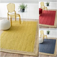 This lovely, reversible, braided jute fiber rug adds contemporary elegance to your home space. Braided fiber lengths are stitched into the oval rug shape. Hand-spun jute fibers are naturally silky, highly durable and are a fully renewable resource